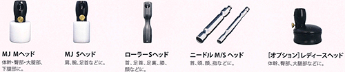 Medicell MINI専用アタッチメント