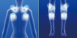 2+2ノズル(ワイド噴流)による新たな治療感