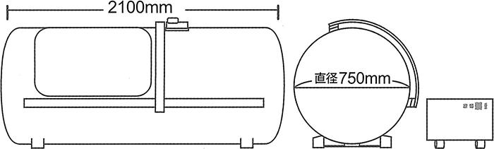 製品寸法図