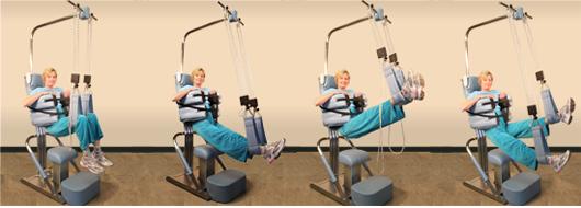 FMT浮腰式腰痛治療器プロテック